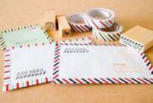 Washi tape / by Melinda Dougan