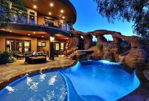 Pools & Spas / by Kim Boyer