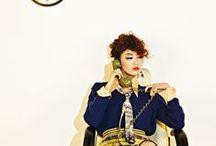 Fashion / Fashion inspiration! / by Sandra Tsai
