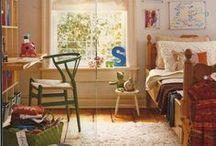 kids bedrooms + spaces / by Tonya Skyles
