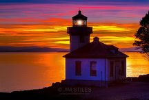 Lighthouses  / by Kim Boyer