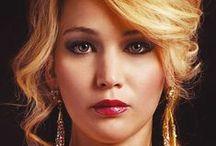 Jennifer Lawrence / by Melinda Dougan