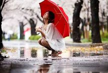 Let It Rain! ☂ / by Kim Boyer