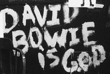 Music: ⚡️ David Bowie ⚡️ / Space man artist god love song wizard yes