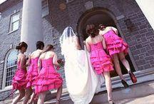 ブライズメイド / 結婚式の時のブライズメイド