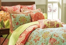 pillowcases and other fabric wonders  / although I love to make pillowcases, these are not mine, these are what I aspire to.