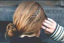 Hair Ideas / by Rebekah Davis
