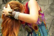 Gypsy Chic / by Anna Silver