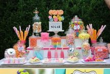 Party Ideas / decor, party, pink, baby shower, birthday,  / by Zaida Ohano