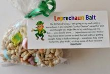 St. Patrick's Day / Easy and inexpensive St.Patrick's Day Crafts, Activities, and Recipes. Lots of St.Patrick's Day fun for the whole family! / by East Coast Mommy
