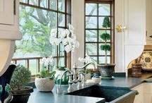 Dreamy Kitchens / kitchens like you dream about / by Kat MacArthur