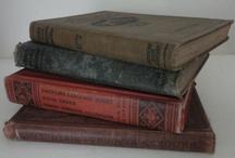 B00ks, books, and more books! / by Marsha Charlton