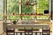 Kitchen inspiration / www.passerinicasa.com
