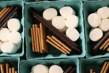 S'mores  / Everyone's favorite campfire treat adapted. You'll want s'more  s'mores! / by Kat MacArthur