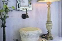 Bathroom Inspiration / www.passerinicasa.com