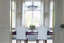 Dining Room Inspiration / www.passerinicasa.com