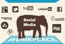 Social Media Infographics  / A collection of our favourite social marketing infographics