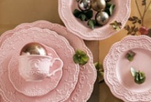 Table settings / by Crystal Laughter