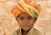 India / by Rebekah Davis