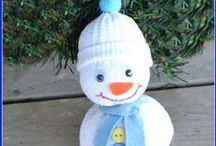 Winter, Snow, and Snowmen / Fabulous ideas for winter fun... including activities, crafts, recipes and more. / by East Coast Mommy