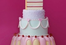 Cakes / by Judy Patel