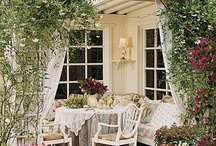 Patios Porches & Relaxing Places /
