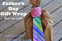 FATHER'S DAY and MOTHER'S DAY DIY / Mother's Day and Father's Day crafts, recipes, and gift ideas.  DIY makes them feel even more loved!
