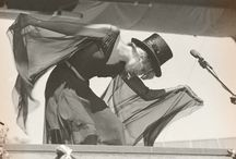 Stevie Nicks~The Fairy Godmother of Rock & Roll / by Ana Smith