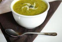 recipe box {soups} / by Rachel O