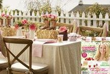 Sandra Lee for Evite / Sandra Lee brings us easy party planning with a focus on simple, stress-free celebrations! Recipes, party planning, decor ideas and more right from the party expert.