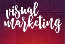The Viz Vibe: Visual & Visible Marketing / From graphics to creating maximum brand visibility, they're all part of the essentials when creating a real Viz Vibe.