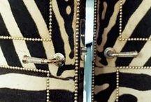 Animalier / Leopards, Zebra, Tigers and animal print decor