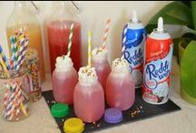 Children's Party Ideas & Recipes - #PartyReddi / Tips, Themes and Recipes for Easy and Fun Children's Parties with Reddi-wip! #partyreddi / by Evite