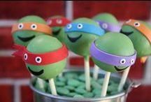 Teenage Mutant Ninja Turtles Party / Cowabunga! Pay homage to the heroes in a half shell with a #TMNT themed party!  / by Evite