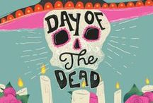 Day of the Dead Ideas / Dia de los Muertos is a Mexican holiday to celebrate in honor of those who have passed. Create a fall fiesta worthy of honoring relatives and friends who are no longer with us.