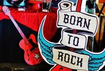 Rockstar Birthday Ideas / by Evite
