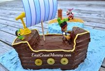 DIY Cakes / East DIY cakes for birthdays, holidays and special occasions. / by East Coast Mommy