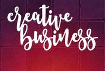 Better Business For Creatives / #Creativity isn't enough to run a #business. Even creative minds need business systems that help turn a profit and ramp up #productivity!