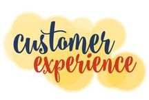 Customer Experience / CX, customer experience, is something we should be thinking about every day, as it's crucial to business success and growth!