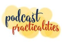 Podcast Practicalities / There's more to a #podcast than the recording (on the creator end) and the listen (on the consumer end). This is the spot for all #podcasting points in-between! / by Go Creative Go