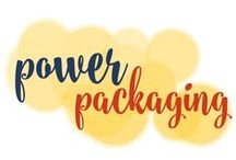 Power of Packaging: Pretty Punch! / Packaging allows you to enhance brand experience, while also adding expertise and professionalism to your product or service.