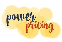 Prices & Pricing:  What's Your Worth? / Pricing can be difficult, but your pricing – done well, adds to your expertise and brand experience.