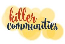 Creating Killer Communities! / Communities are what makes the social media world go round! / by Go Creative Go