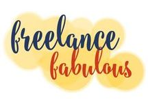 Fabulously Freelance / Freelance entrepreneurs face their own unique challenges and wins. We want to share them here! / by Go Creative Go