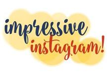 Impressive Instagram Marketing / Instagram is a valuable resources for visual digital marketers! / by Go Creative Go