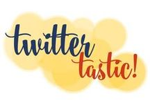 Twitter-Tastic / Twitter is, without a doubt, my favorite social media platform. Sharing the best tips, tactics and practices here.