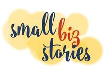 Small Biz Stories / We all love to know how our peer solopreneurs and small business owners manage the day-to-day hustle and bustle. I'm looking for their stories to share here! / by Go Creative Go