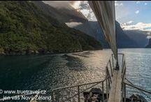 Nový Zéland / Inspirace k cestování po Novém Zélandu, vše o této nádherné destinaci: zajímavosti o lokalitách, informace na cestu, fotografie, atd.