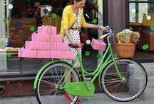 bike love / by Shannon | Flour Girl