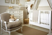 Room to Grow / Decor inspiration for Nurseries and other rooms for children / by Rebecca Enslein
